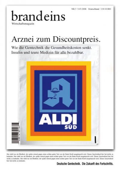 Deutsche Gentechnik 1